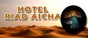 Go to Riad Aicha Homepage